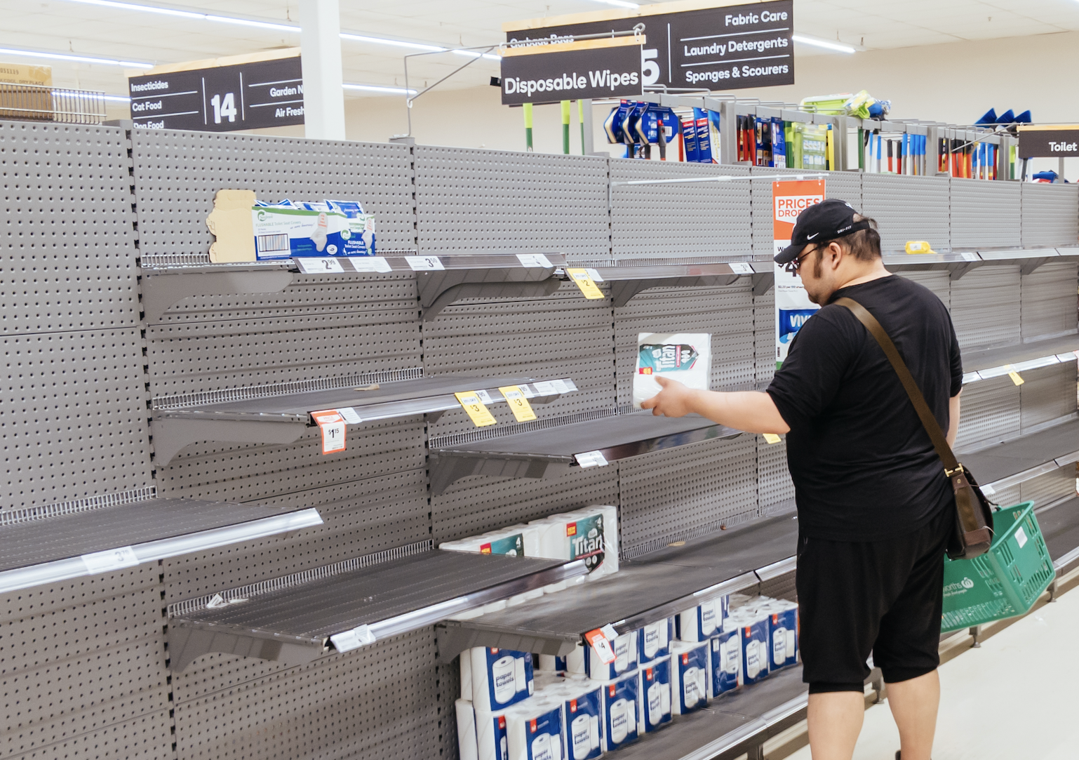 Estudio revela qué personas compraron todo ese papel higiénico durante la pandemia