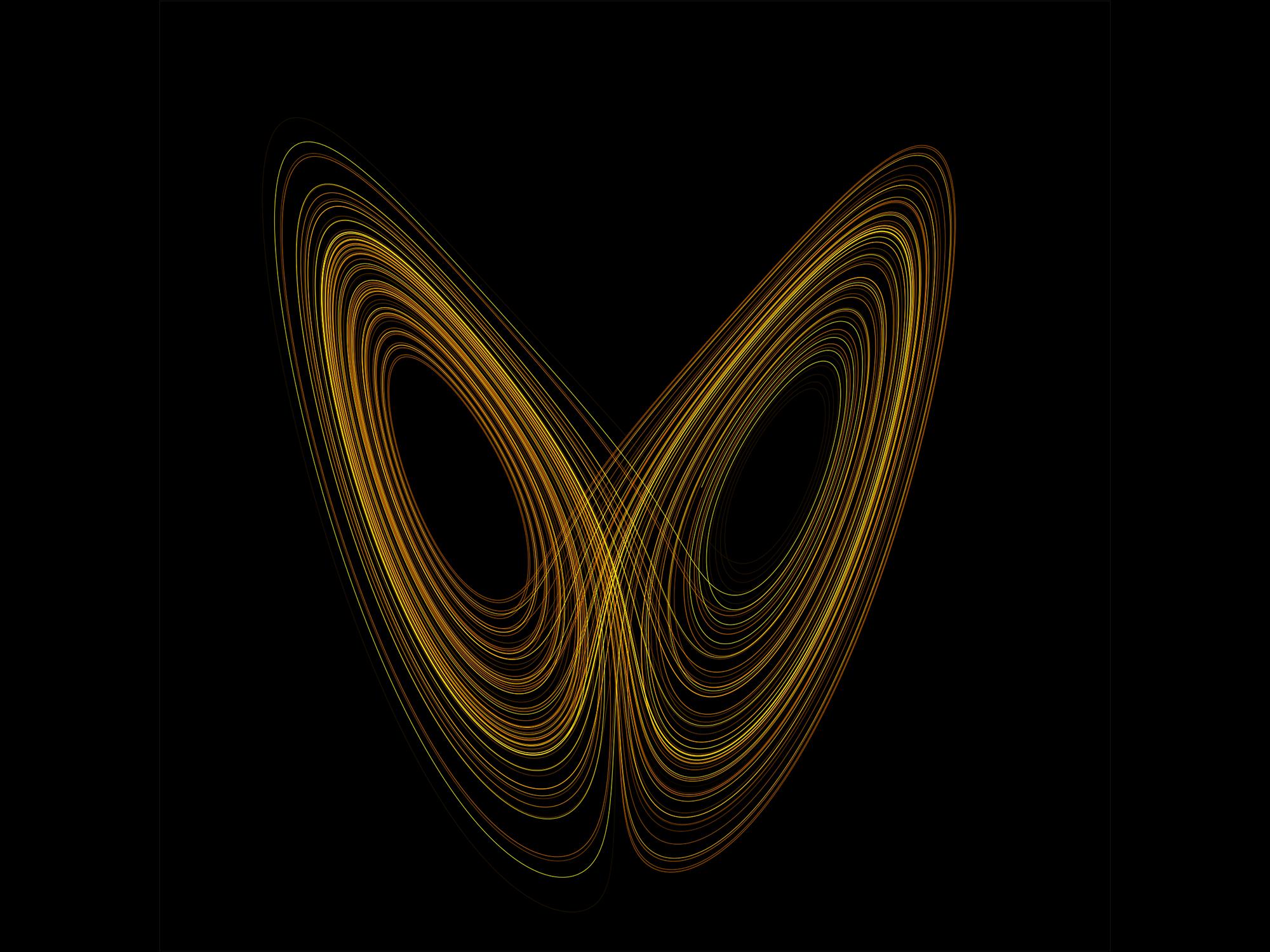 Simulación de un 'viaje en el tiempo' descubre que el efecto mariposa cuántico no existe