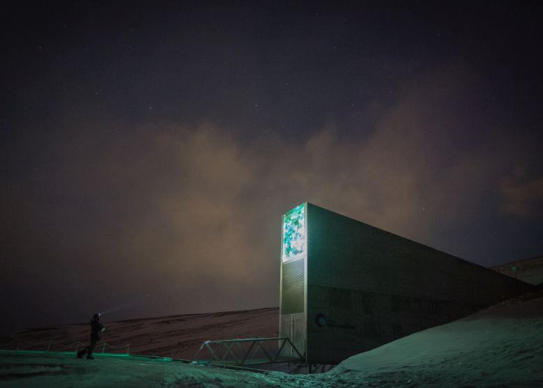 La 'bóveda del fin del mundo' registra su temperatura más alta