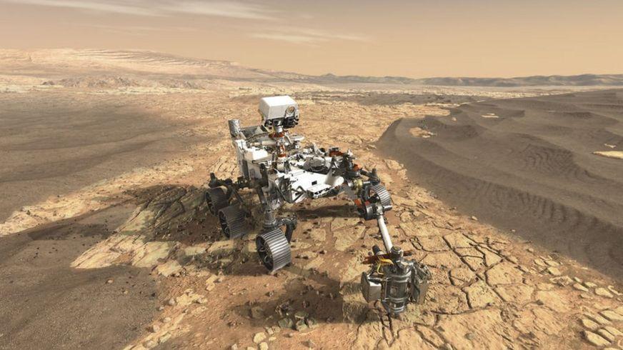 Perseverance en Marte: lo que debes saber sobre el explorador que buscará vida en el planeta rojo