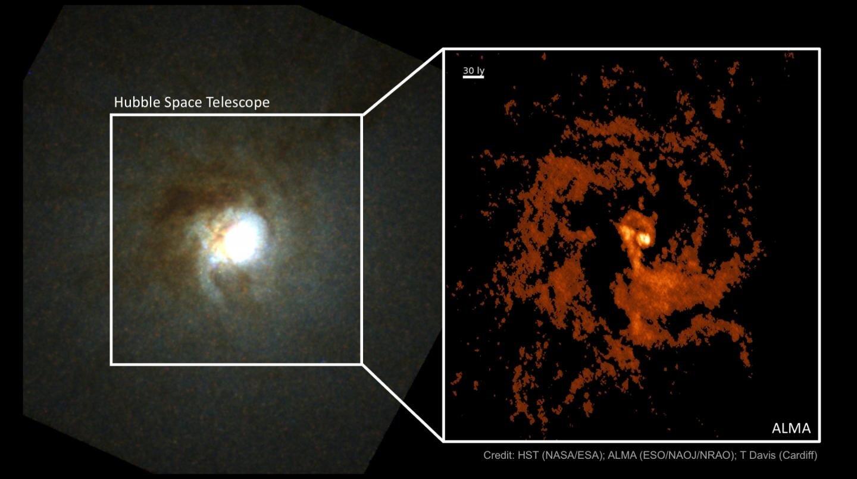 ¿Cómo nace un agujero negro supermasivo? Este nuevo descubrimiento nos acerca a la respuesta