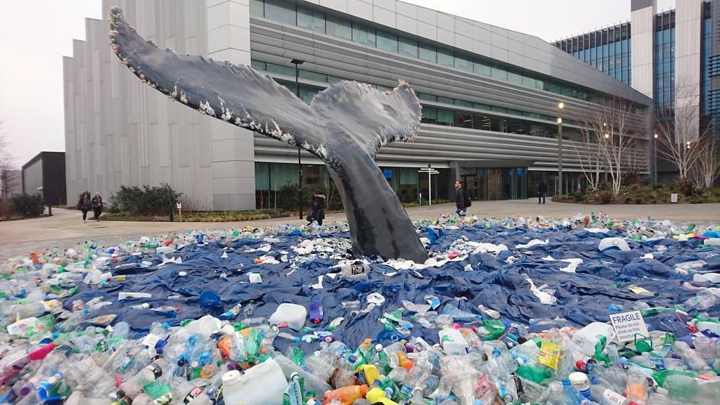 Los plásticos en el océano podrían triplicarse para el 2040