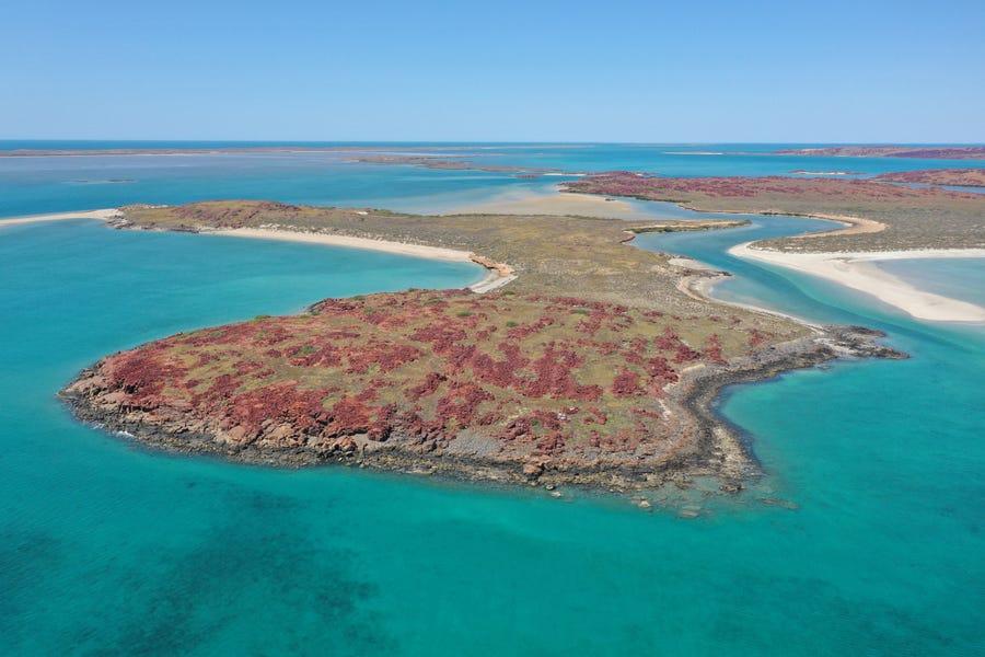 Encuentran bajo el agua todo un yacimiento aborigen australiano de hace 7 000 años
