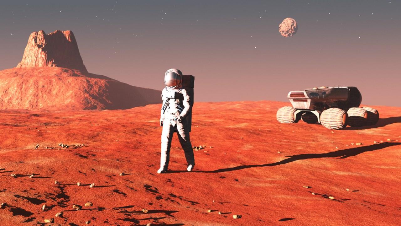 La NASA actualiza sus políticas para evitar contaminar Marte y la Luna