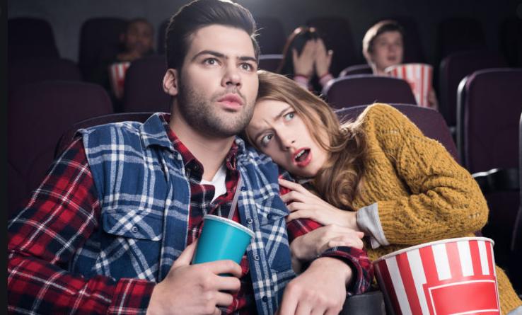 Los aficionados a las películas de terror son mejores para hacer frente a la pandemia de coronavirus