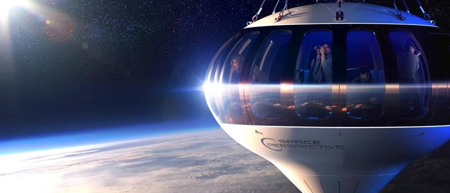 Compañía utilizará globos de hidrógeno para llevar a las personas a la estratosfera