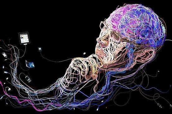 Nuestro cerebro asocia palabras como un buscador de Internet