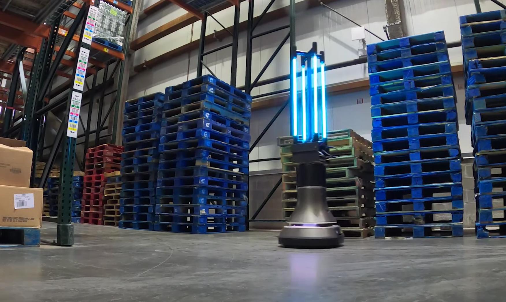 MIT desarrolla robot que elimina SARS-CoV-2 mediante luz UCV