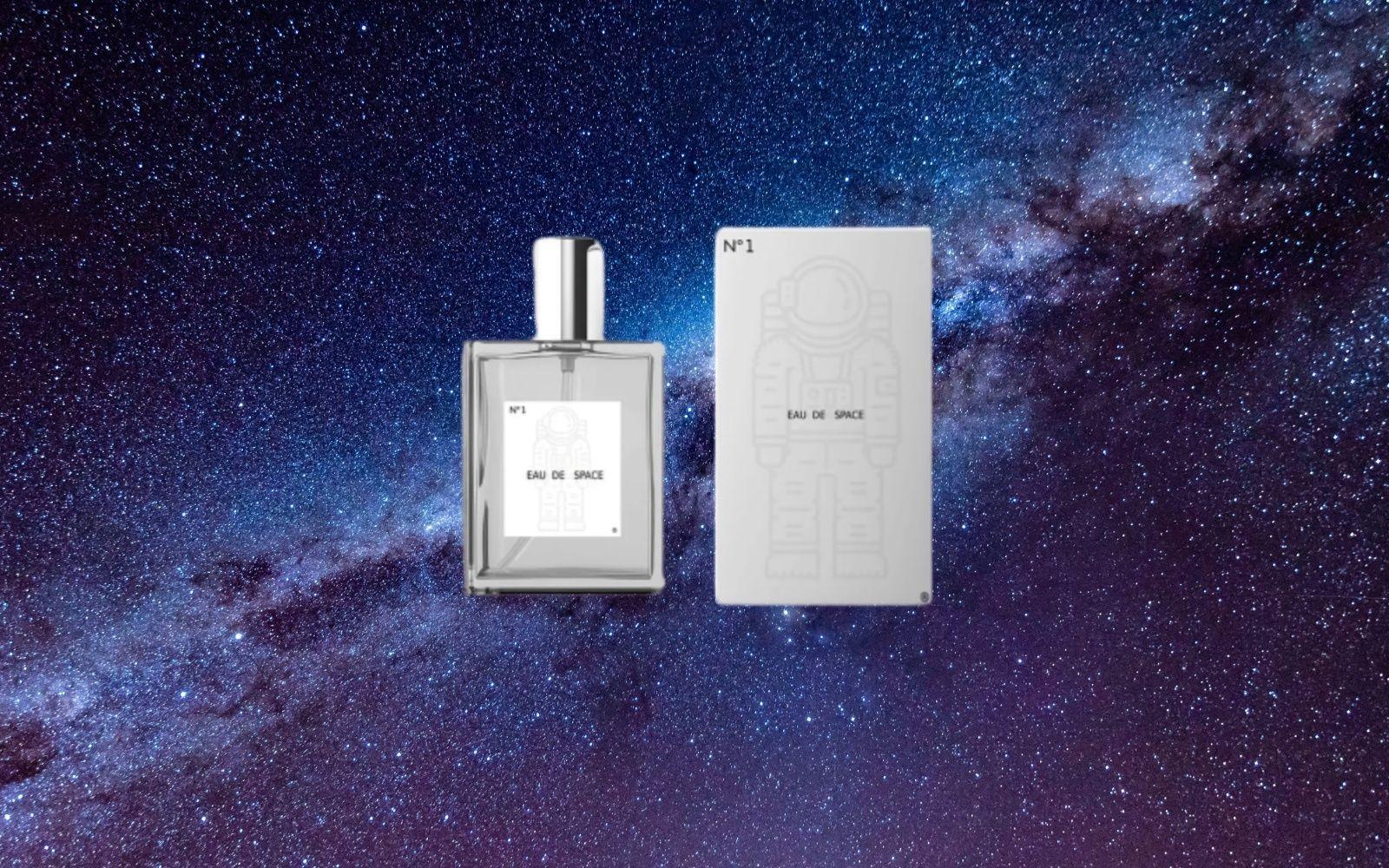¿Realmente se está vendiendo el olor del espacio en una botella?