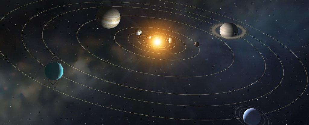 Astrónomos han ubicado el centro del sistema con una precisión de 100 metros y no, no está en el medio del Sol