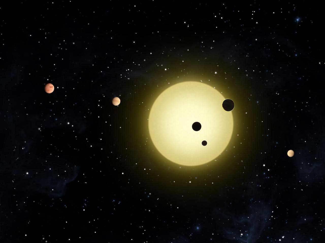 Inteligencia Artificial confirma la existencia de 50 nuevos exoplanetas