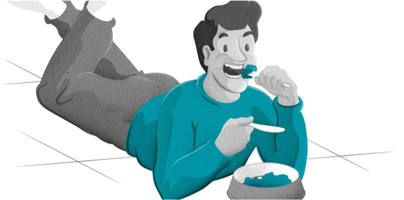 ¿Es seguro comer comida para perros?