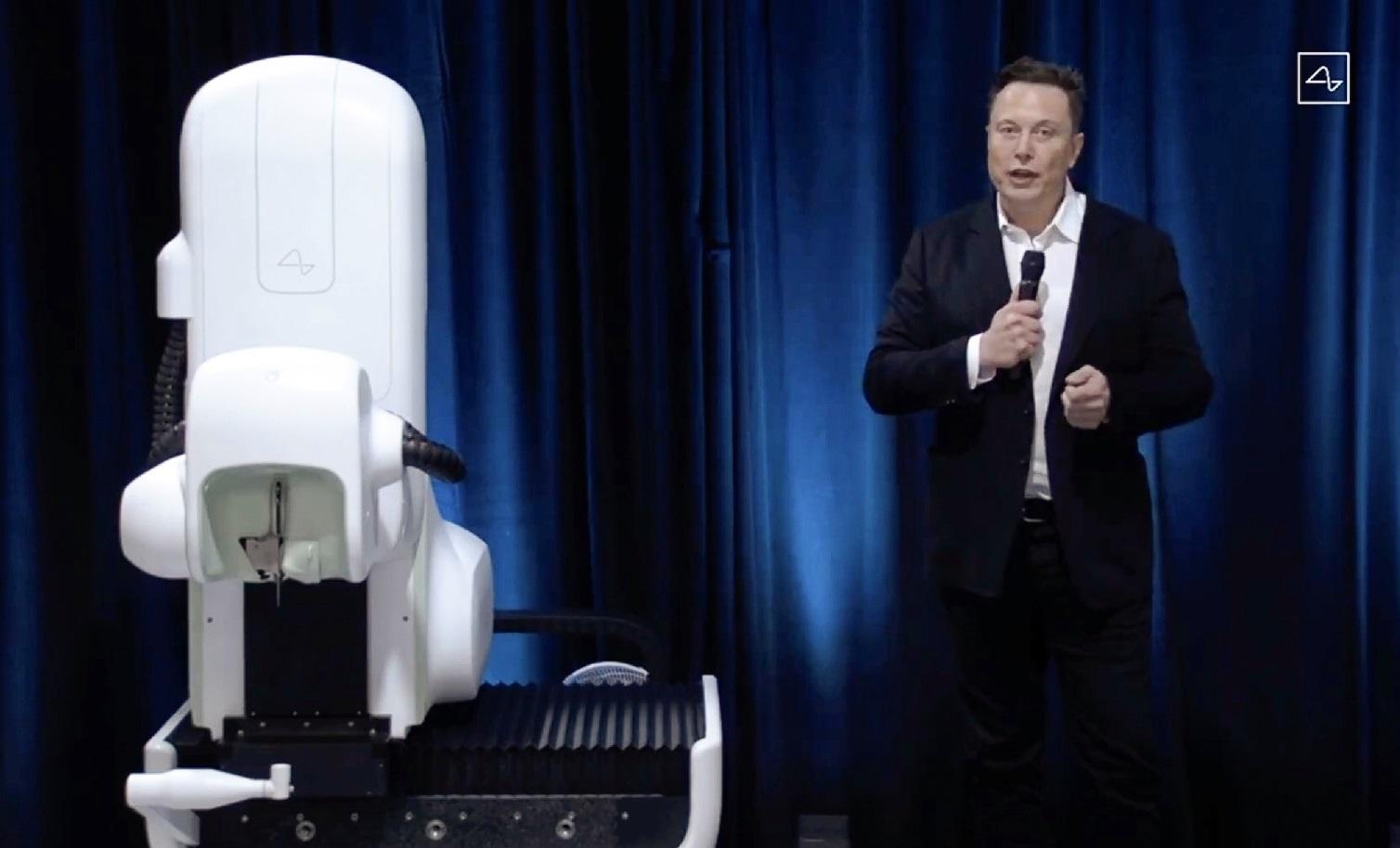 Elon Musk mostró los adelantos de Neuralink, su alucinante compañía de chips cerebrales