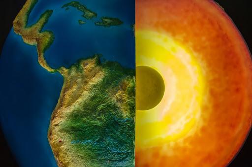 El núcleo de la Tierra es «relativamente joven»: solo tendría mil millones de años, según estudio