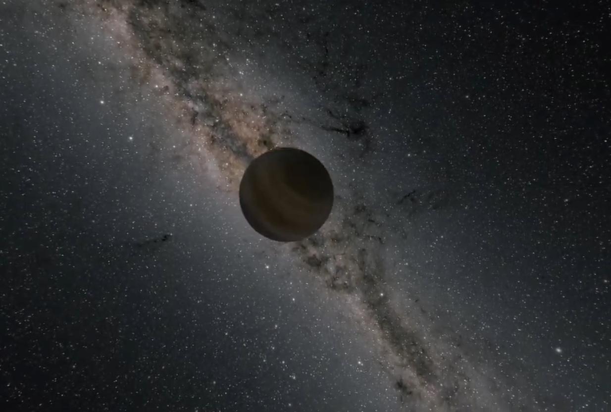 El espacio podría estar lleno de planetas errantes y pronto podríamos verlos