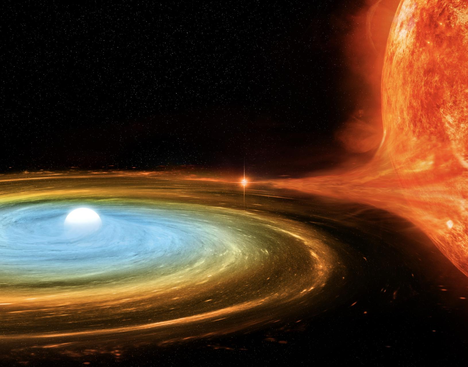 Astrónomos encuentran la enana blanca que más rápido gira hasta ahora