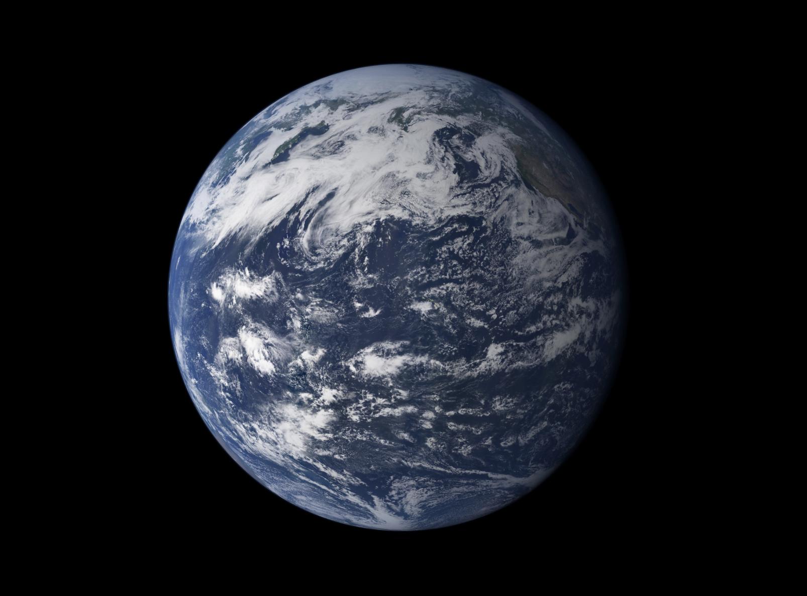 ¿De donde vino el agua de la Tierra? Nuevo estudio contradice lo que se pensaba