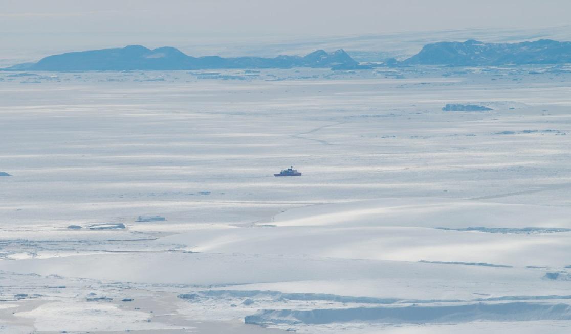 Científicos japoneses identifican el glaciar que más rápido se está derritiendo en la Antártida oriental