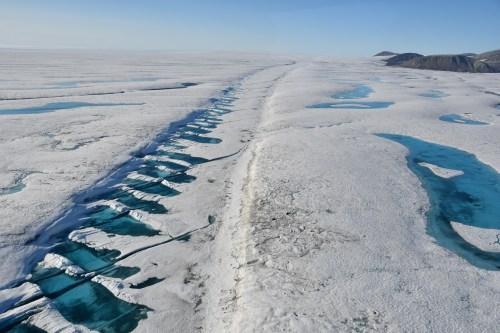 La última plataforma de hielo intacta de Canadá acaba de colapsar