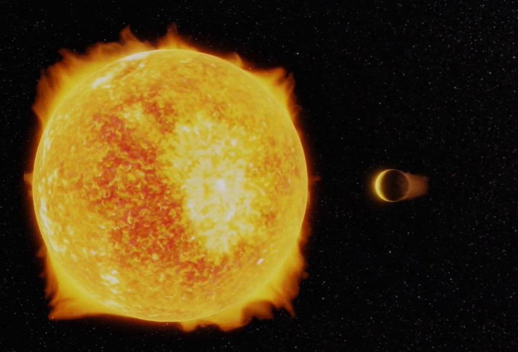 """Astrónomos descubren el primer """"Neptuno ultracaliente"""" orbitando una estrella similar al sol"""