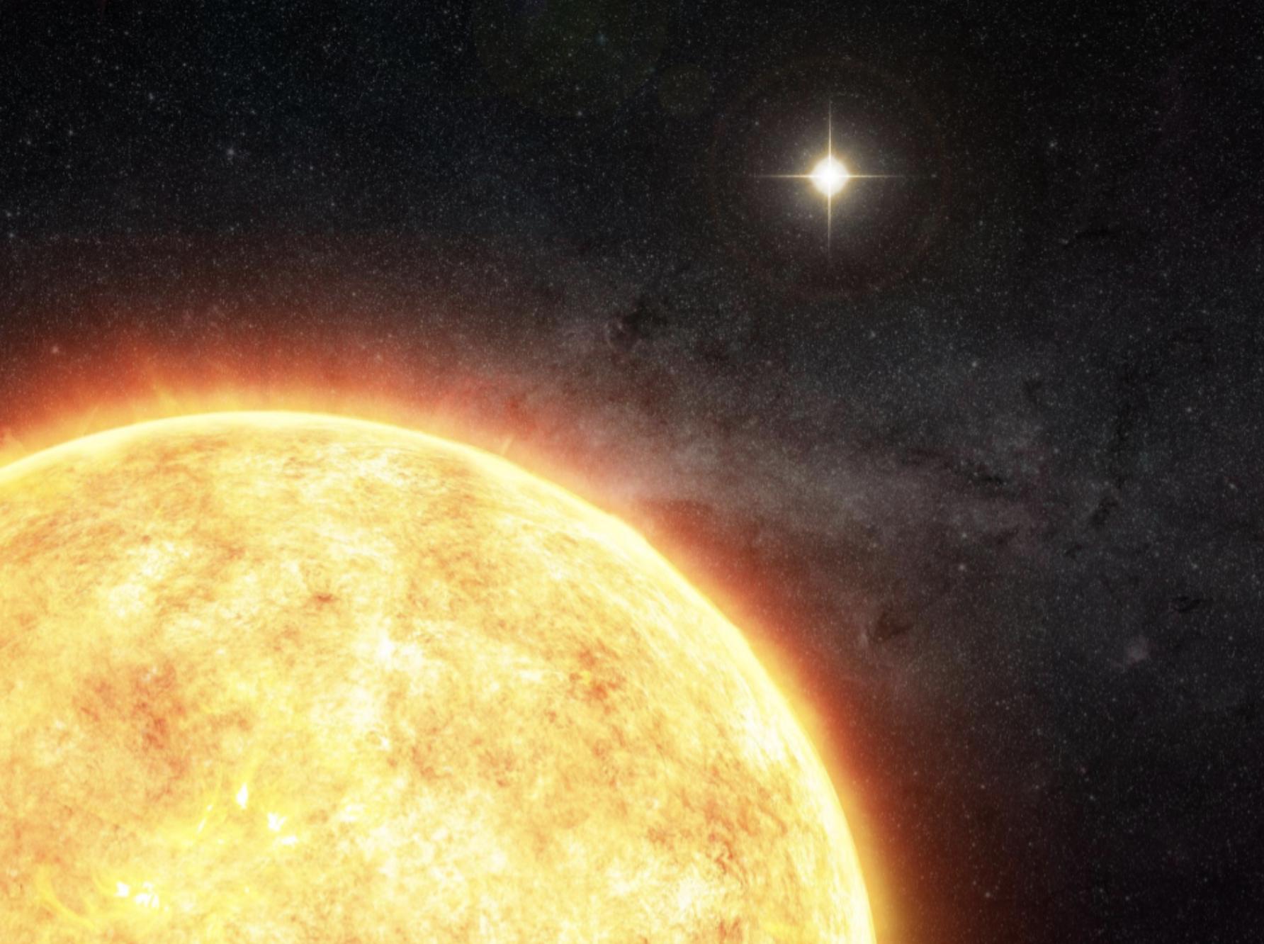 El Sol pudo haber comenzado su vida con un compañero binario