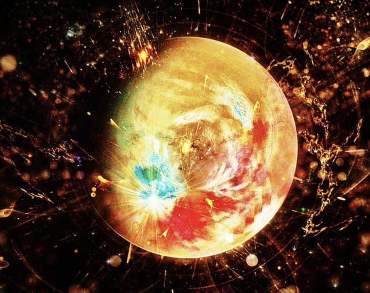 ¿Vida en el interior de las estrellas? Una singular hipótesis relacionada a la Teoría de Cuerdas