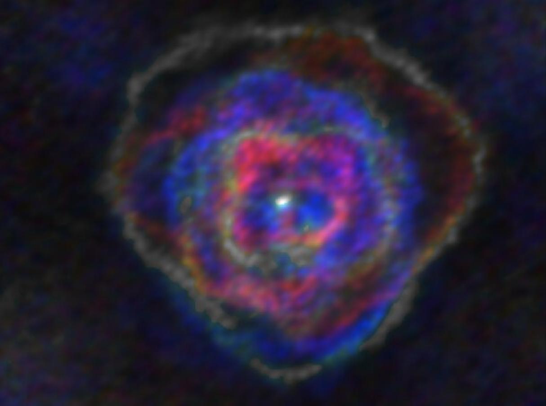 Sin precedentes: astrónomos capturan las mejores imágenes de vientos estelares hasta la fecha