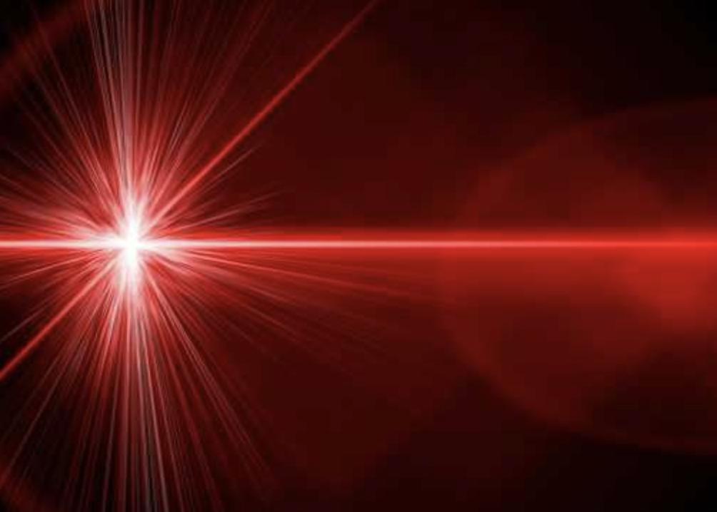 Los láseres impulsados por energía solar podrían utilizarse para producir hidrógeno