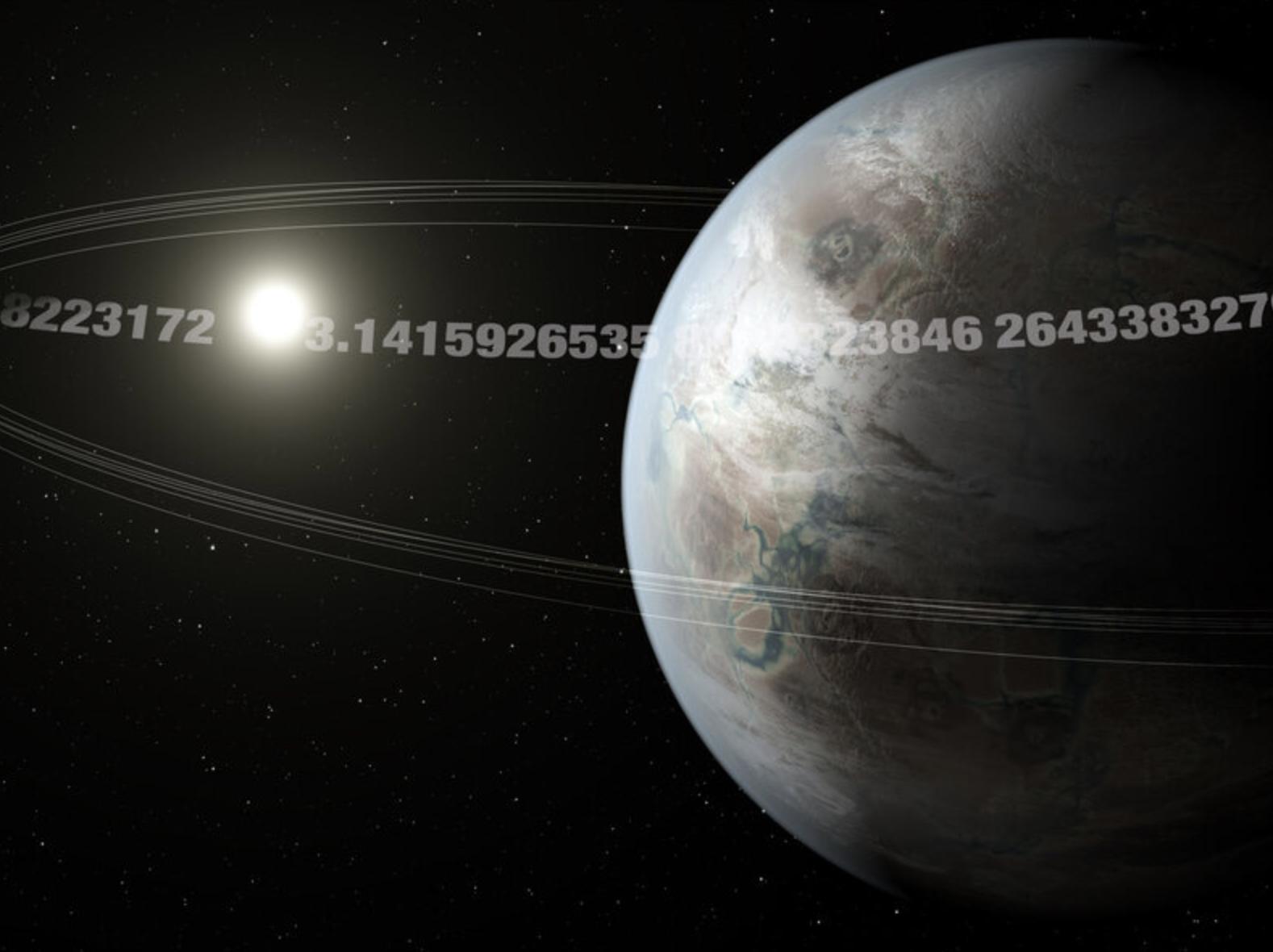 «Tierra Pi»: descubren un planeta similar a la Tierra con una órbita de 3,14 días
