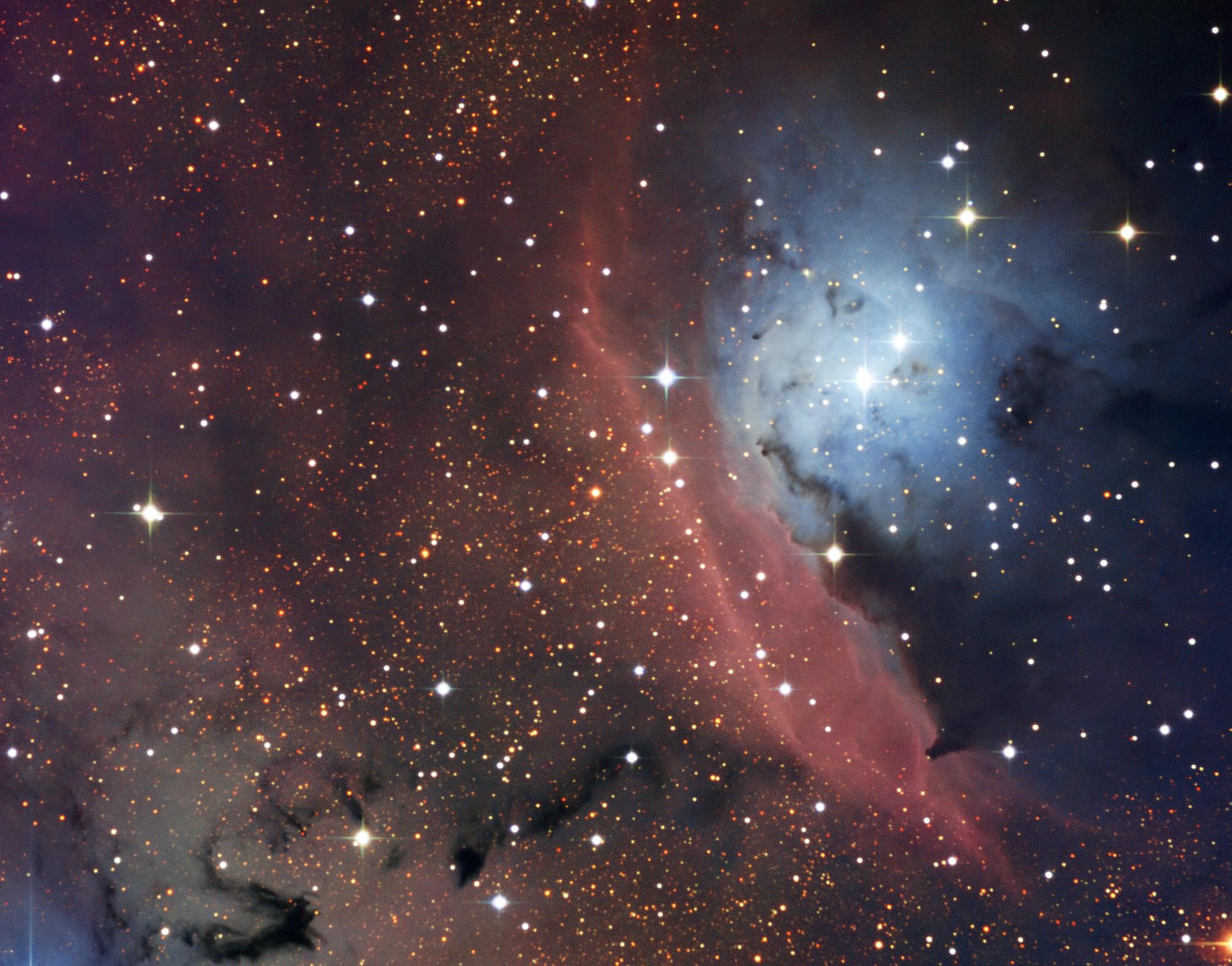 Encuentran agua atrapada en partículas de polvo en el espacio: ¿Qué significa esto?