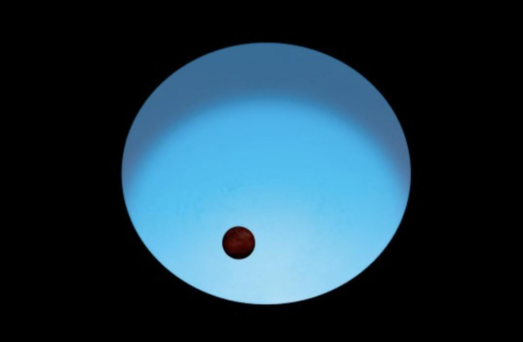 Este es uno de los exoplanetas más extremos del Universo