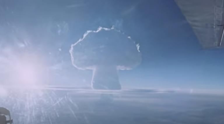 Rusia desclasifica un documental sobre la bomba nuclear más potente de la historia