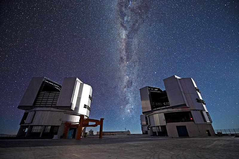 El cambio climático hará que observar el espacio sea cada vez más difícil, revela estudio