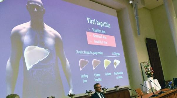 Premio Nobel de Medicina para investigación sobre virus de la hepatitis C