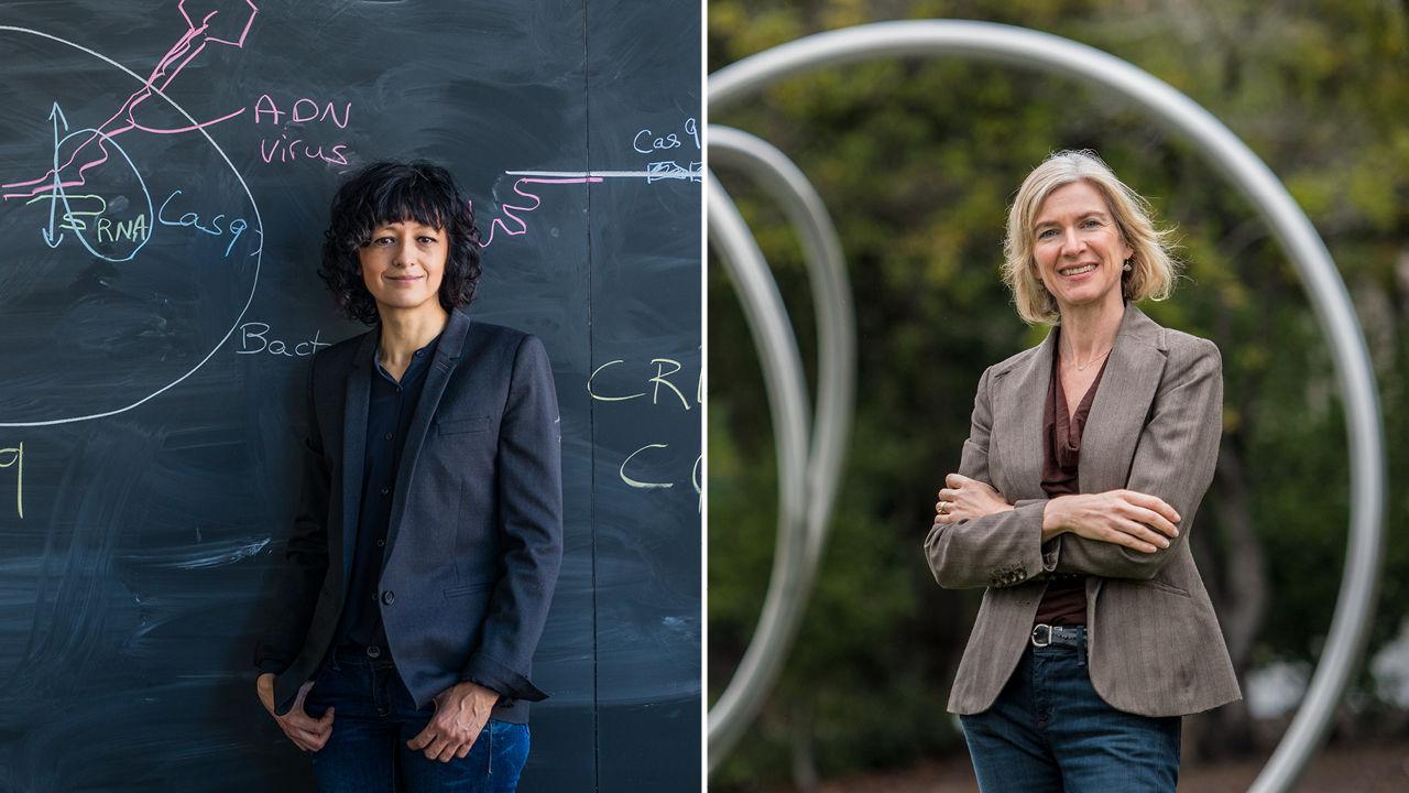 2 mujeres ganan el Premio Nobel de Química por la herramienta de edición genética CRISPR