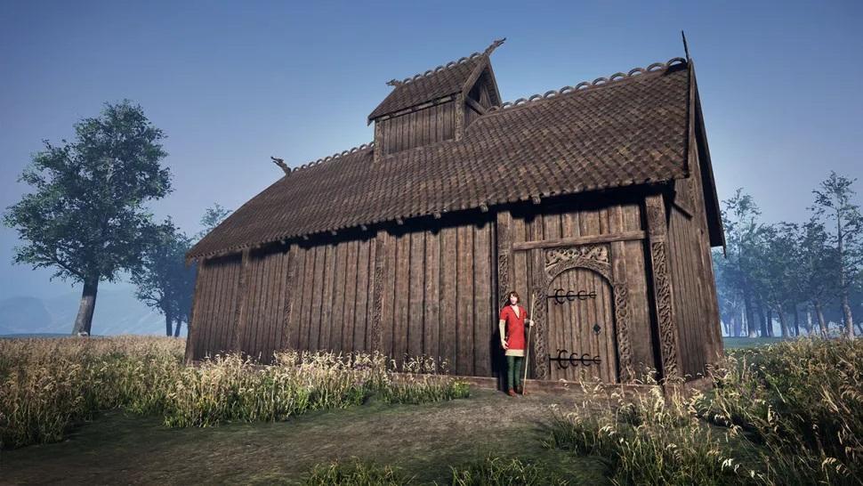 Descubren un templo vikingo de 1.200 años dedicado a Thor y Odín