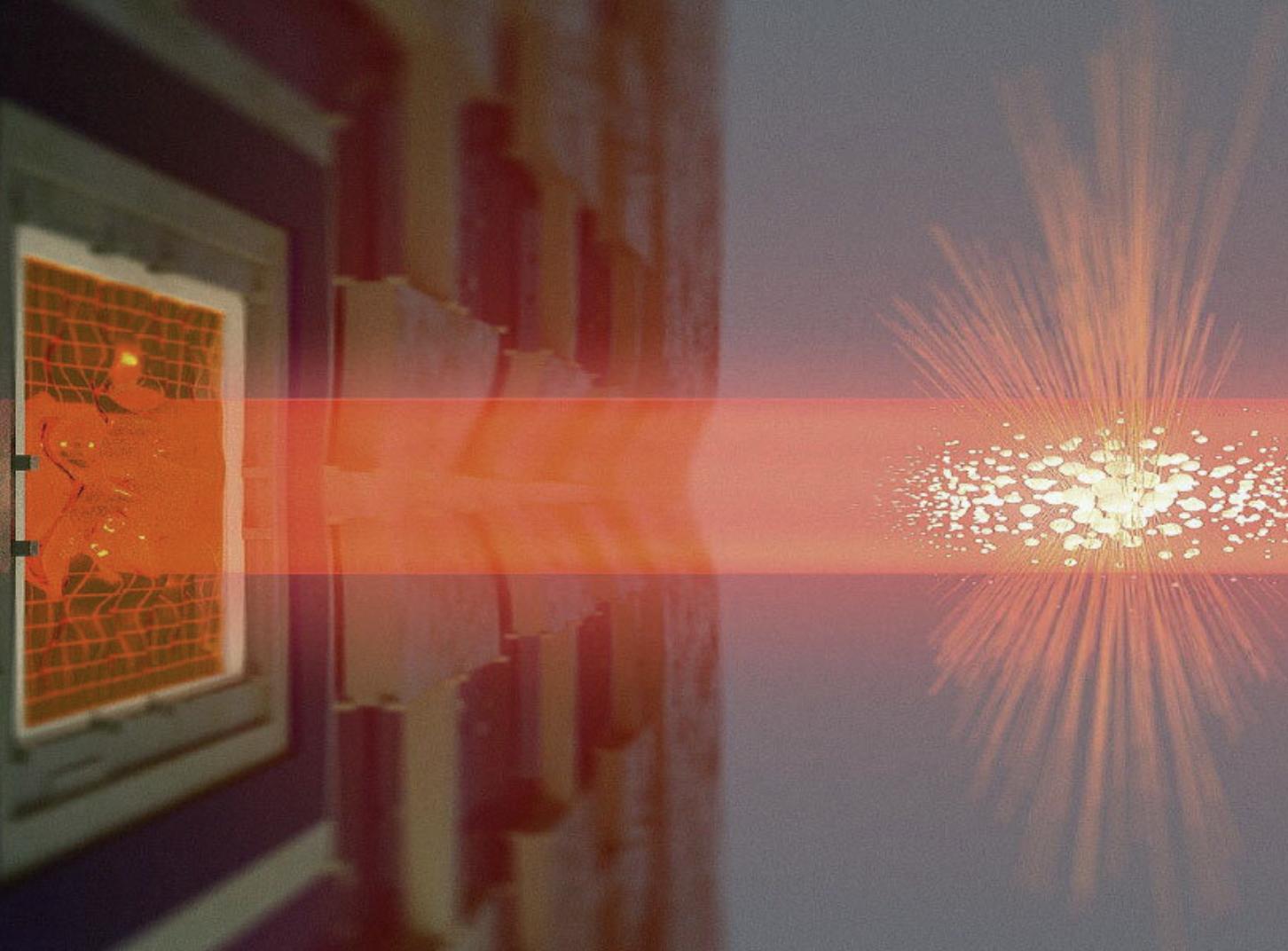 Logran entrelazamiento cuántico entre dos objetos grandes y distantes