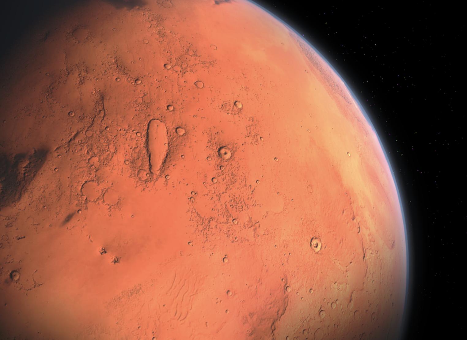 Marte está muy cerca a la Tierra, sal y mira el cielo esta semana