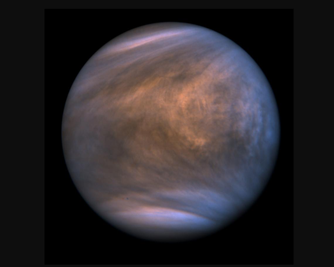 Venus: astrónomos detectan el aminoácido glicina en la atmósfera del planeta