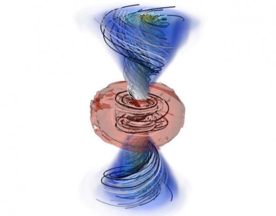 ¿Oro y rayos gamma? Esto es lo que puede producir una fusión de estrellas de neutrones