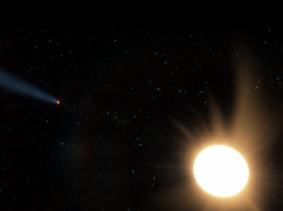 Astrónomos detallan la atmósfera de un exoplaneta que 'no debería existir'