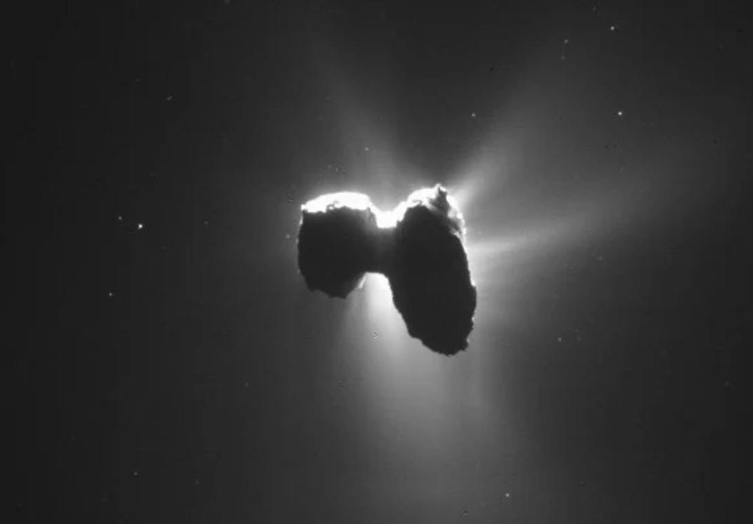 Este módulo de aterrizaje 'muerto' ha revelado un último misterio en un cometa