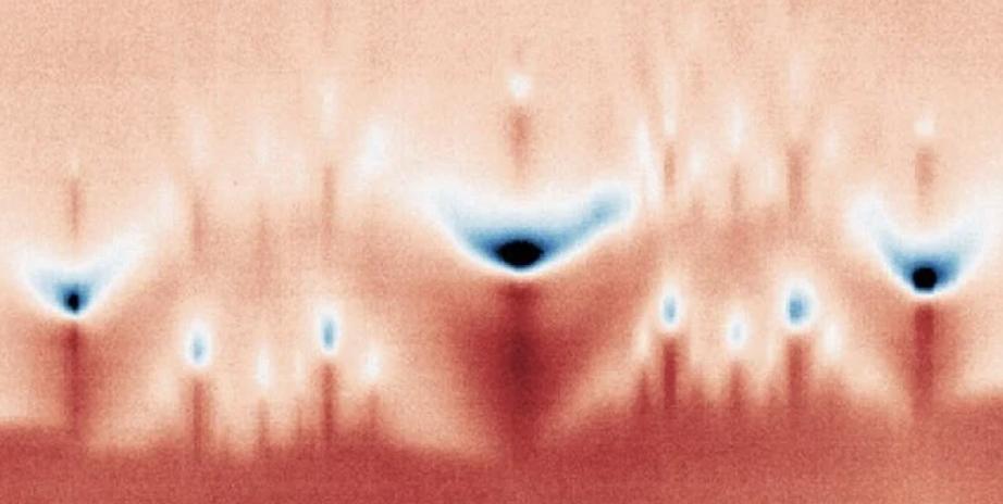 ¿Cristal de electrones? Nuevo logro experimental de la física cuántica