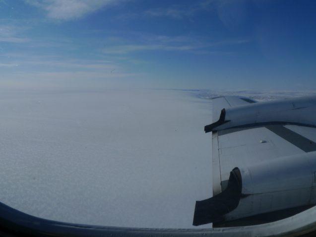"""""""Lago fósil"""" descubierto bajo Groenlandia puede tener millones de años, calculan científicos"""