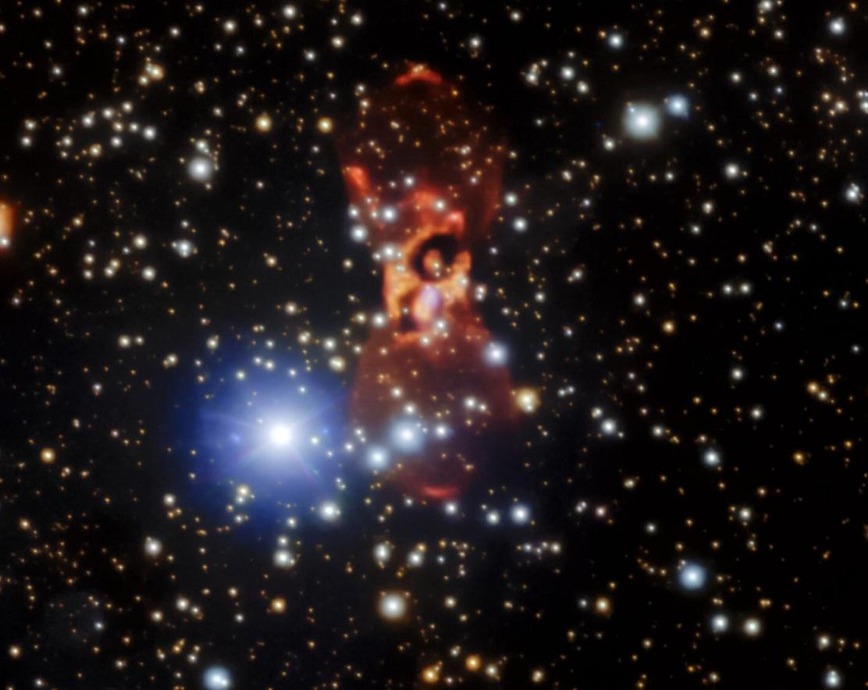 Una explosión de hace 350 años podría definir un nuevo objeto entre las novas y las supernovas