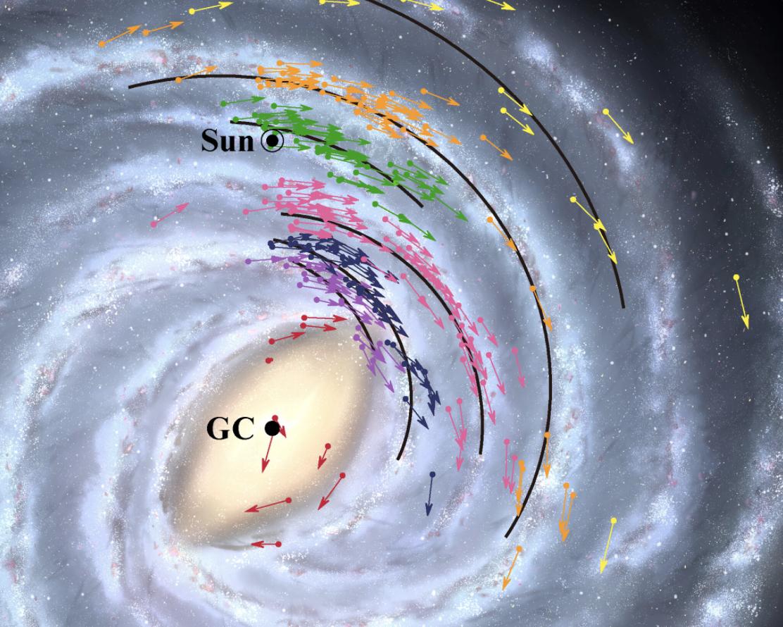 La Tierra está mucho más cerca del agujero negro supermasivo de nuestra galaxia de lo que pensábamos