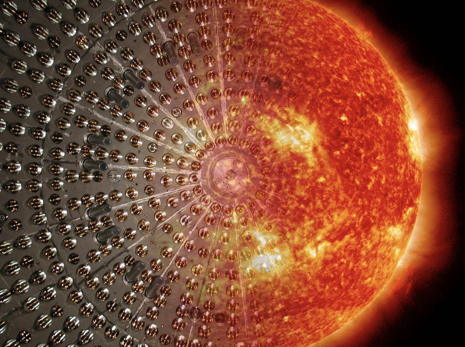 Físicos detectan neutrinos solares que muestran otro tipo de fusión en su núcleo