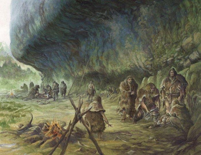 Reanálisis de los restos de un niño de hace 41 mil años confirman que neandertales sí enterraban a sus difuntos
