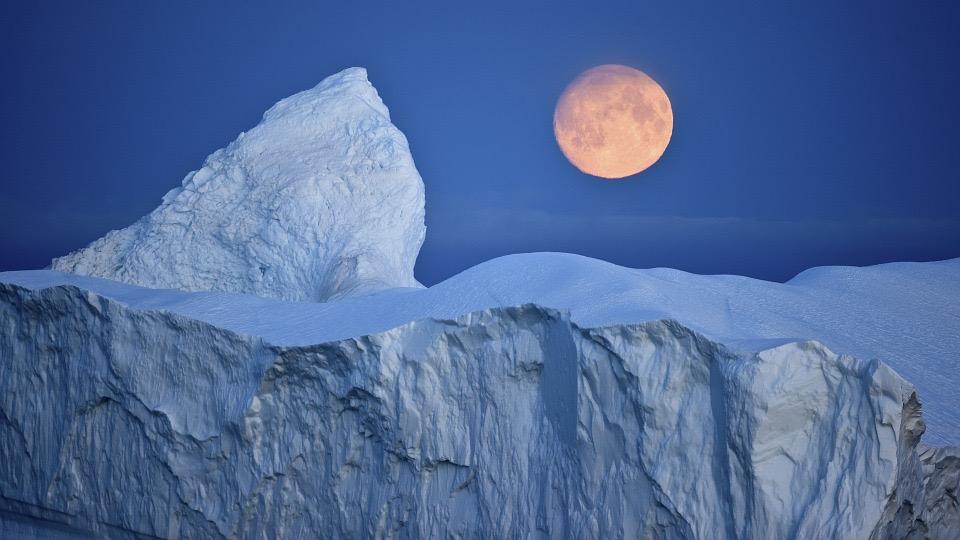 La Luna estaría ayudando a la liberación de metano en la Tierra