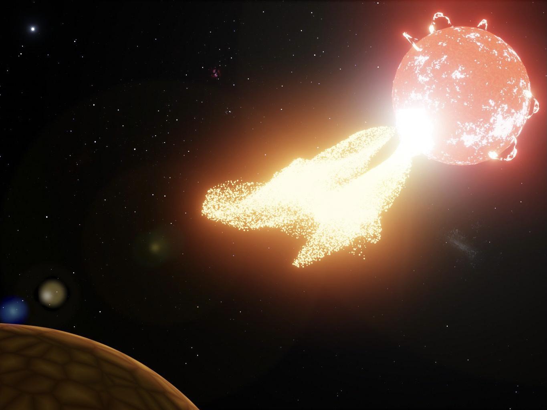¿Vida en Próxima Centauri? El mal clima de su estrella se lleva las esperanzas